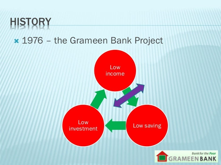 business model of grameen bank Microfinance or loan sharks grameen bank and sks fight it out having external money slowed us down from our model akula: yunus: conventional business has its own logic there's no getting away from that.