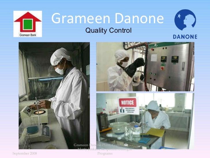 Grameen Danone Foods Launched
