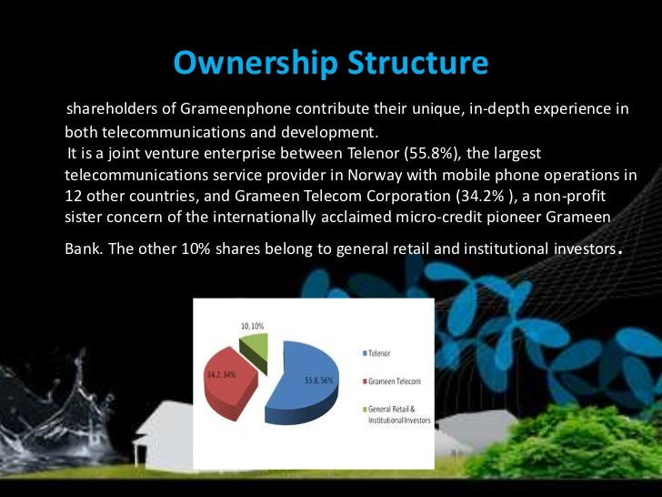 business strategy of grameen phone in bangladesh Presentation topic business strategy of grameenphone 1  (gp) the  leading telecommunications operator of bangladesh is part of.