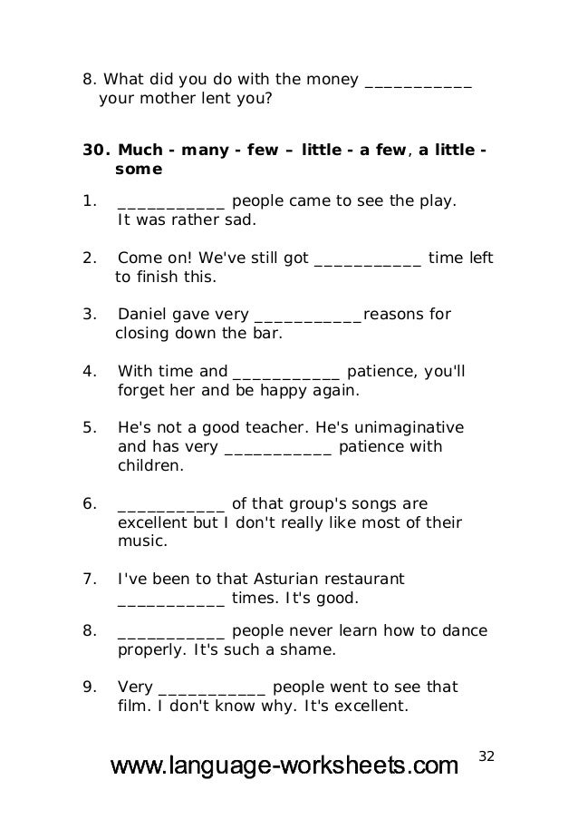 Grammar worksheetssecondary – Lent Worksheets