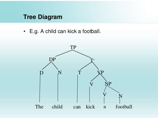 Grammar and its types 14 tree diagram ccuart Choice Image