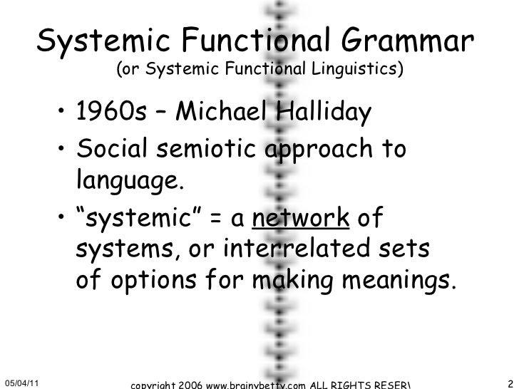 Grammar ii (unit 1) Slide 2