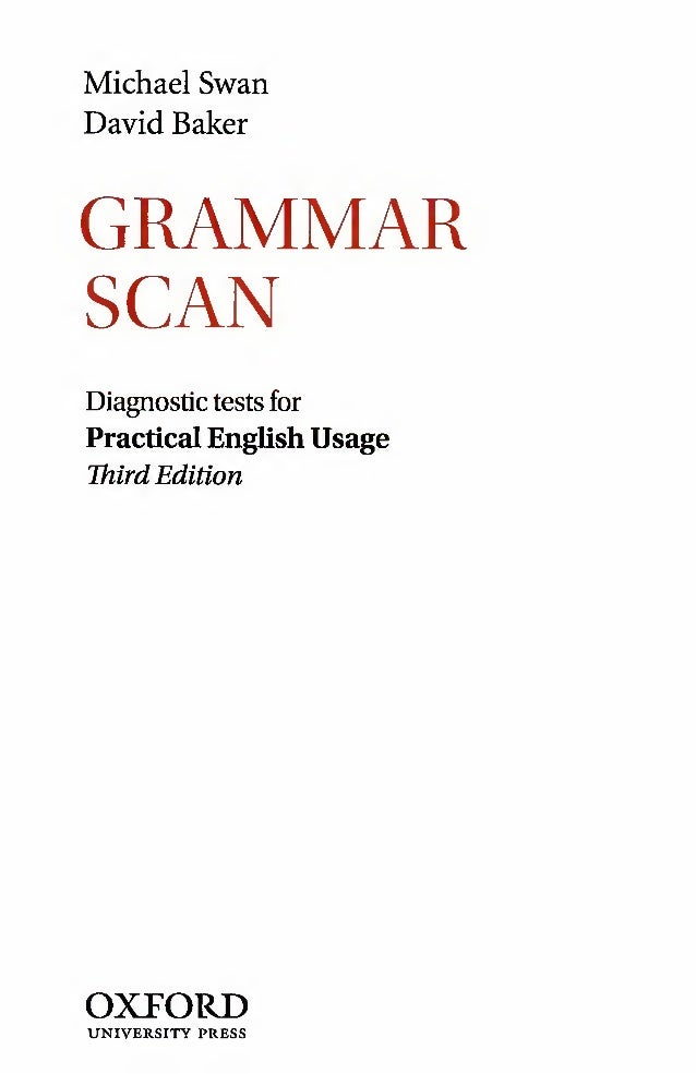 Grammar scan 0194422747 Slide 2