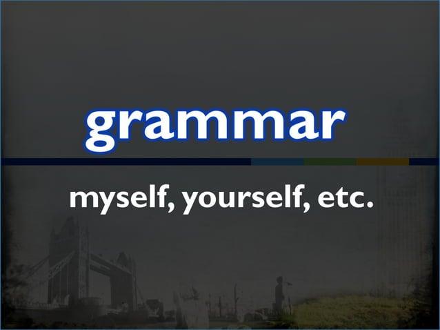 Gebruik: om iets met nadruk te zeggen. I did it myself. We did it ourselves. You did it yourself. You did it yourselves. H...