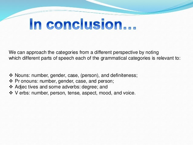 grammatical number and person What counts in grammatical number agreement  in contrast, if one person plays both roles then the phrase will promote singular verb agreement.