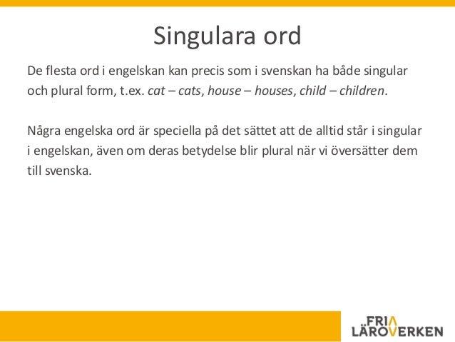 engelska uttryck i svenskan