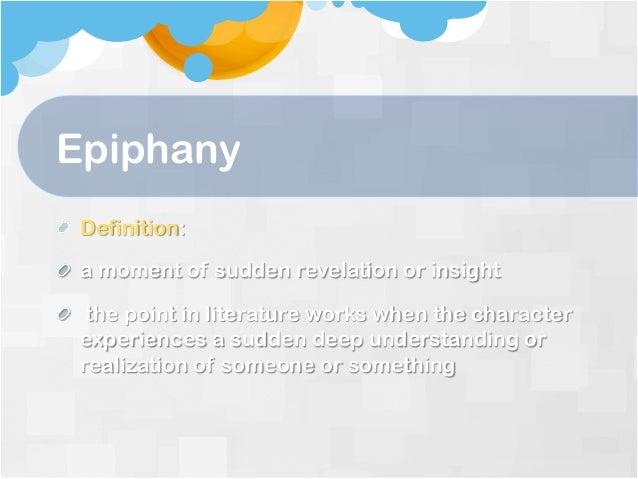 Some Standard Instance regarding Epiphany