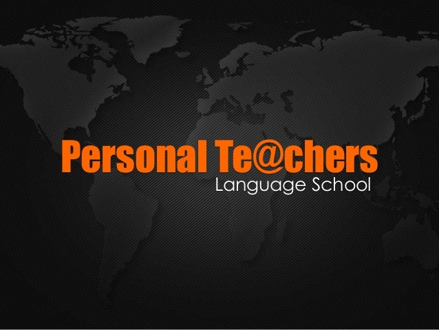 Personal Te@chersLanguage School