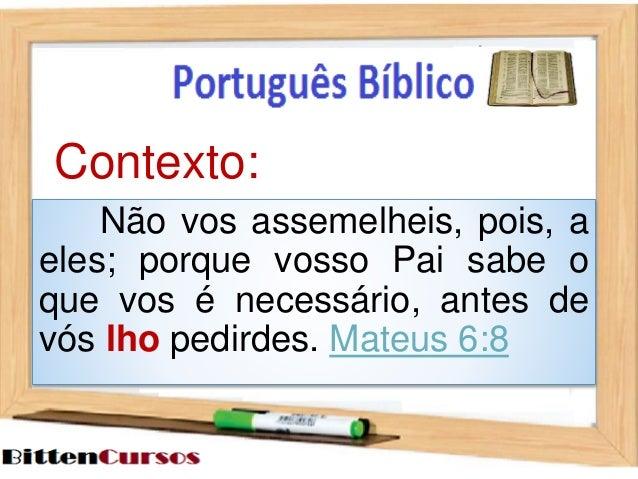 Para mim - desdobrando   Para mim, bom é  aproximar-me de Deus;  É bom para mim aproximar-me  de Deus.