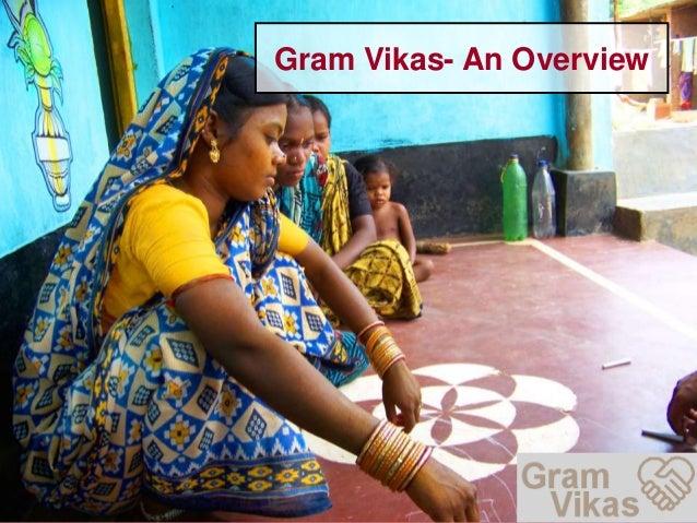 Gram Vikas- An Overview