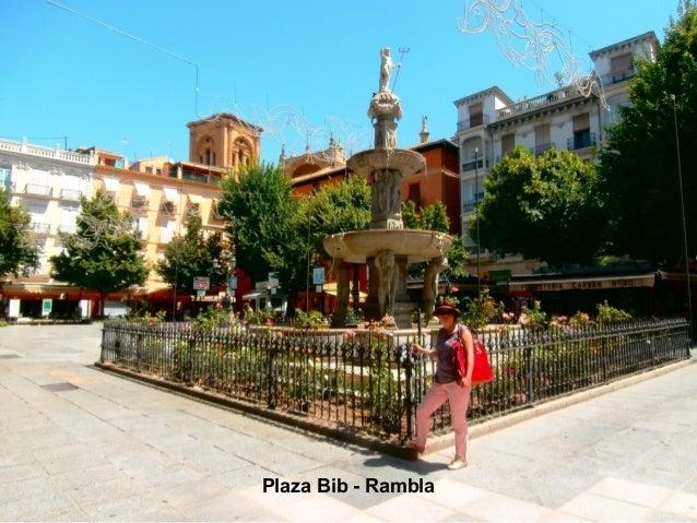 Plaza Bib - Rambla