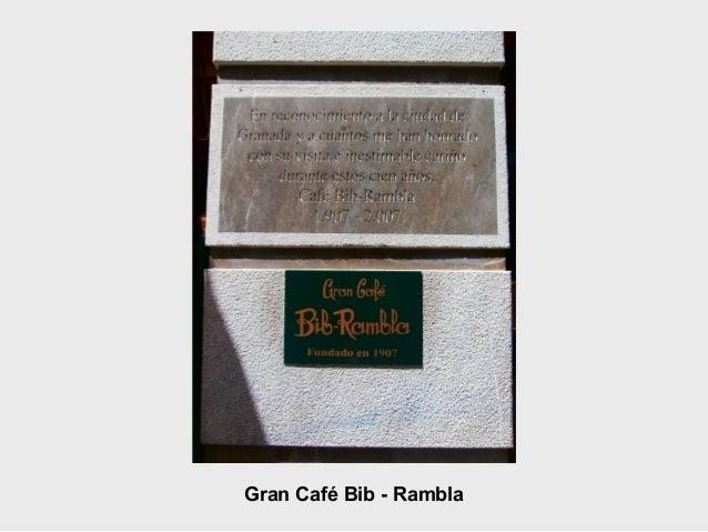 Gran Café Bib - Rambla