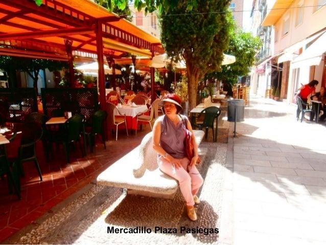 Mercadillo Plaza Pasiegas