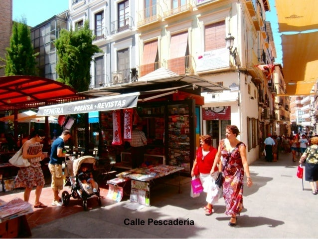 Calle Pescadería