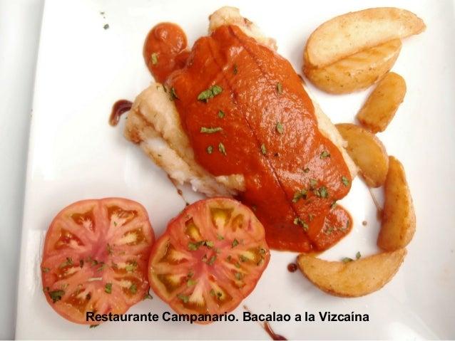 Restaurante Campanario