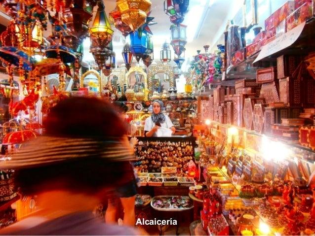 La Alcaicería de Granada es el barrio morisco de la ciudad. Se encuentraen pleno centro, entre la Catedral, la Gran Vía y ...