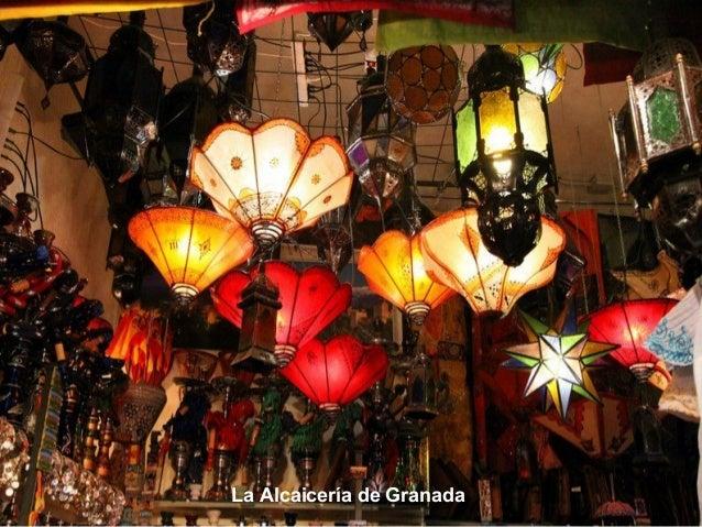 La Alcaicería de Granada