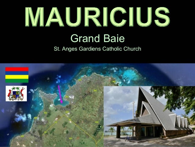 Grand BaieSt. Anges Gardiens Catholic Church