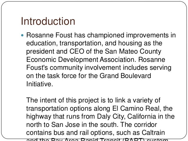 by rosanne foust grand boulevard initiative promotes cooperation 2