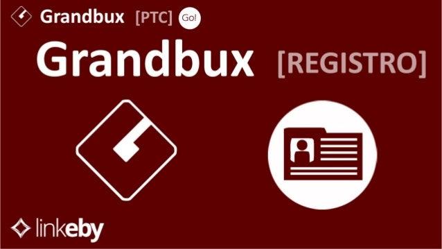 Linkeby - Registro Grupo Grandbux (ESP)
