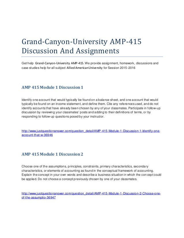 grand canyon university expository essay Unv-104 module 3 expository essay: outline 21st century skills communication and information literacy - literacy strategies grand canyon university.
