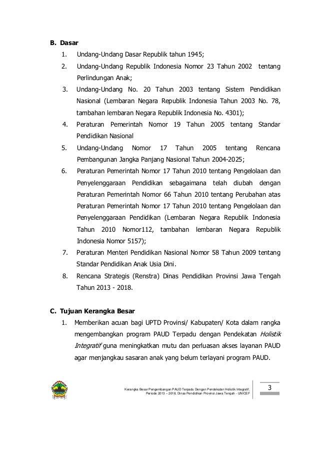 Dinas Pendidikan Provinsi Jawa Tengah Download Lengkap
