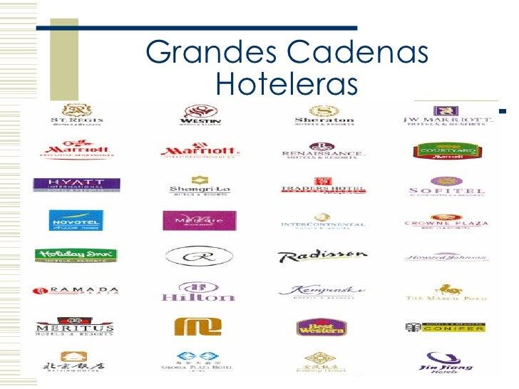 Grandes Cadenas Hoteleras
