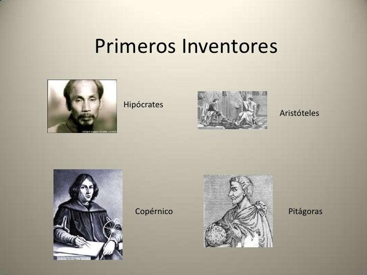 Grandes Inventores E Inventos