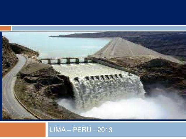 LIMA – PERU - 2013