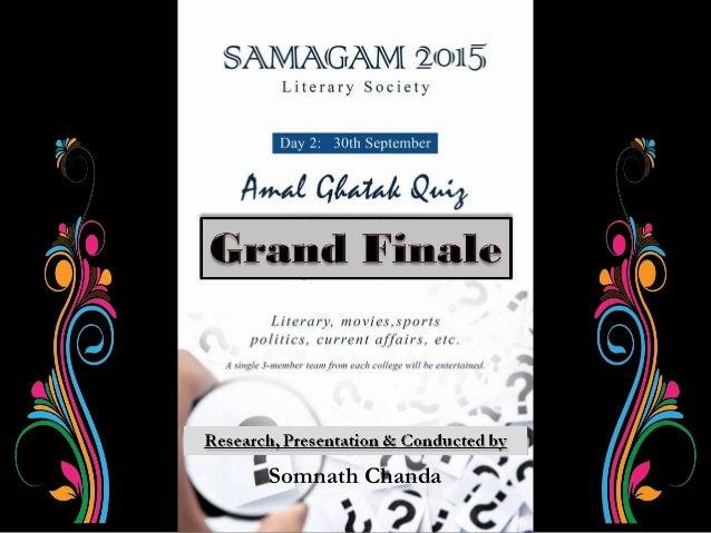 Somnath Chanda