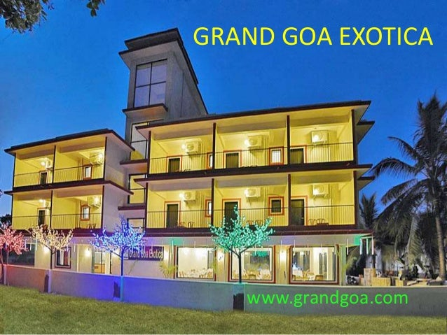Hotel In North Goa With Spacious Rooms Swimming Pool