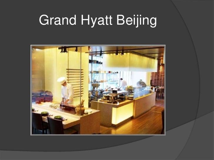 Grand Hyatt Beijing <br />