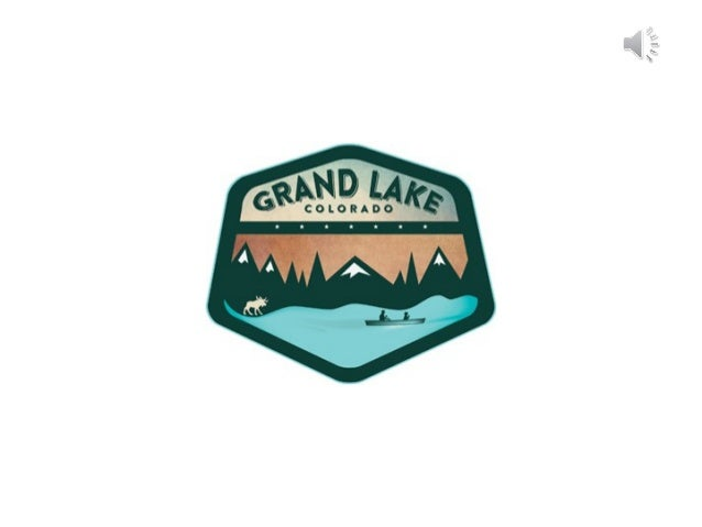 At the western edge of Rocky Mountain National Park sits the historic town of Grand Lake, Colorado.