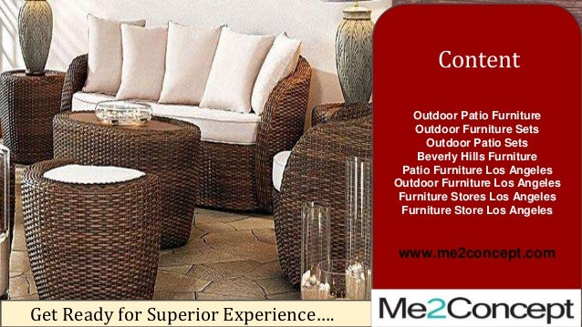 Me2Concept Online Furniture Store .com; 3. Content Outdoor ...