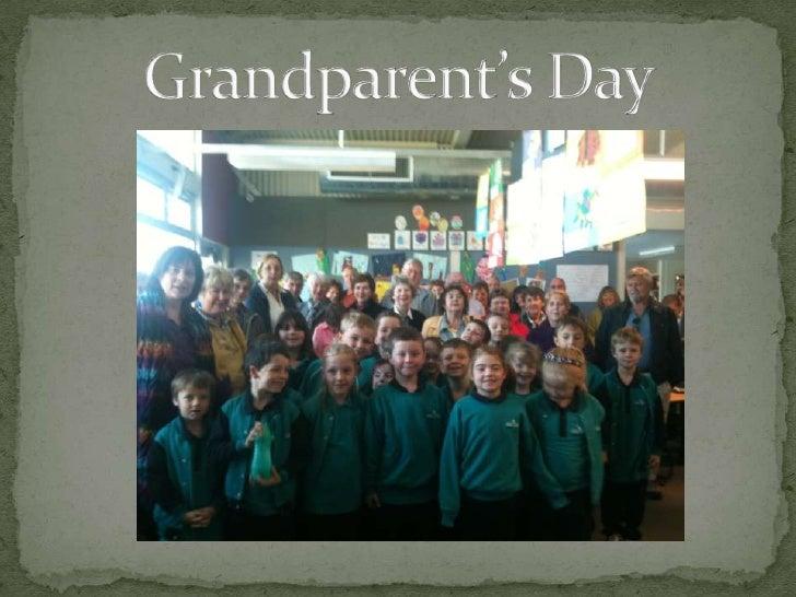 Grandparent's Day<br />