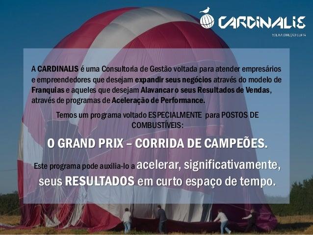A CARDINALIS é uma Consultoria de Gestão voltada para atender empresáriose empreendedores que desejam expandir seus negóci...