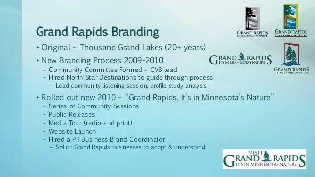 Grand rapids branding presentation oct 2017 Slide 2