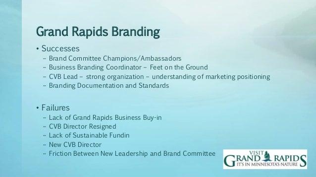 Grand rapids branding presentation oct 2017 Slide 3