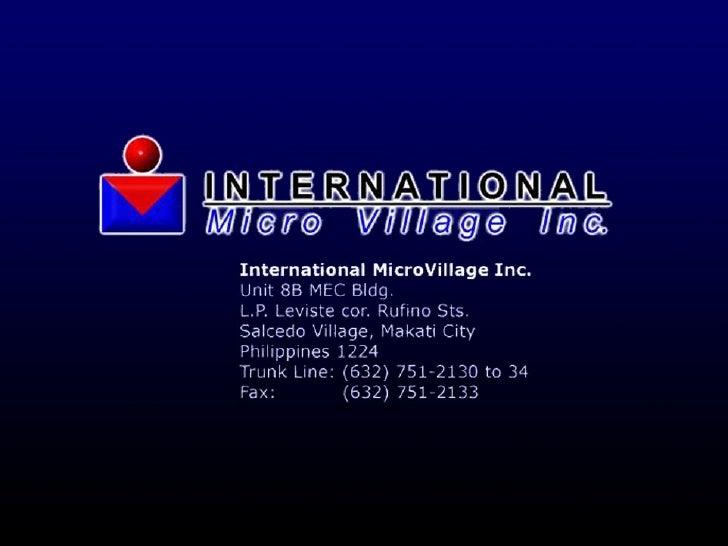 Unit 8B Makati Executive Center L.P. Leviste corner Rufino Sts. Salcedo Village Makati City Tel nos. 751-2130/892-9403/892...