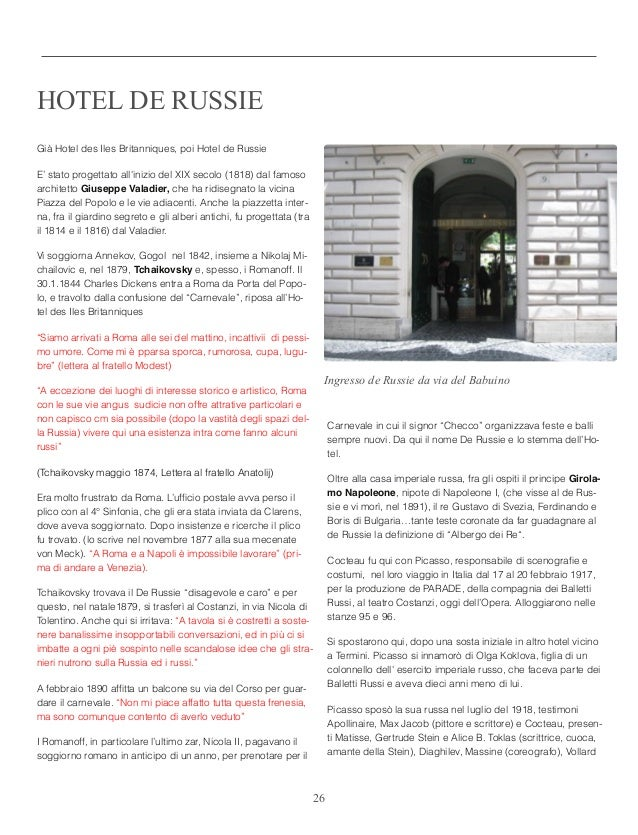 Intellettuali Stranieri a Roma dal Grand Tour al XIX Secolo - 1a parte a3fed6fbc2f