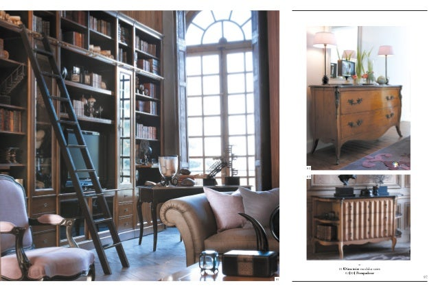 Grange French Furnitures 2015