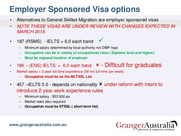Changes proposed for international student post-study work ...