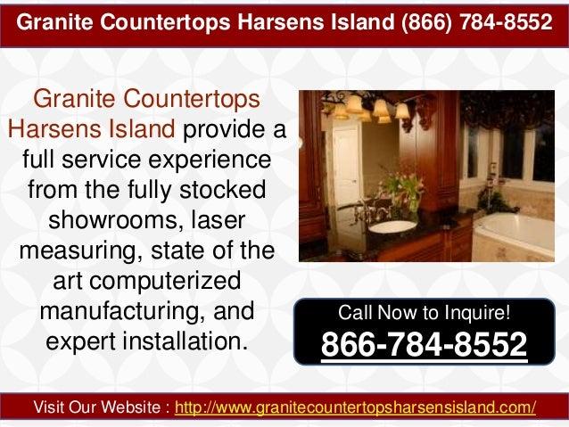 Granite Countertops Harsens Island (866) 784-8552  Granite Countertops Harsens Island provide a full service experience fr...
