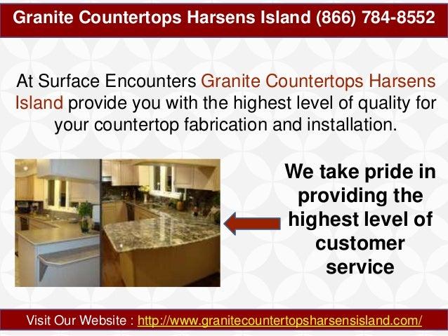 Granite Countertops Harsens Island (866) 784-8552  At Surface Encounters Granite Countertops Harsens Island provide you wi...