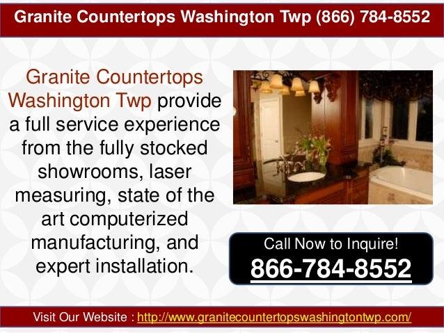Granite Countertops Washington Twp (866) 784-8552  Granite Countertops Washington Twp provide a full service experience fr...
