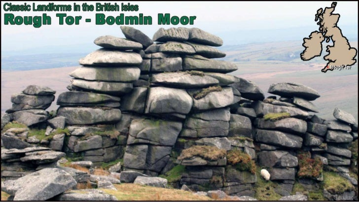 Rough Tor - Bodmin Moor