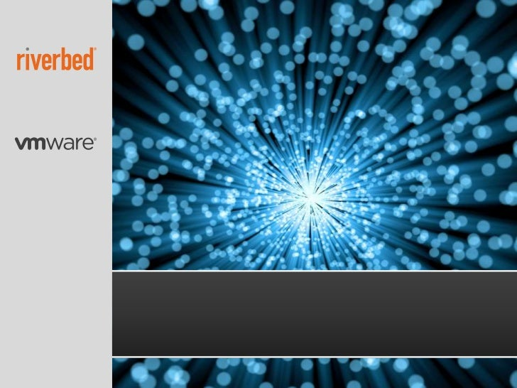 Riverbed Granite and VMware View