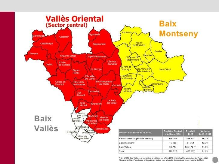 La experiencia de granollers - El tiempo en el valles oriental ...