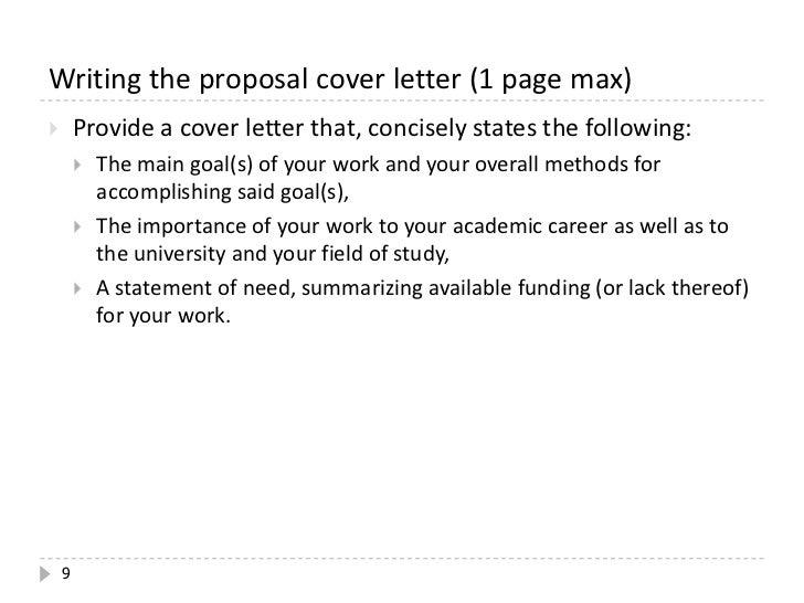 Best 25 Sample Proposal Letter Ideas On Pinterest Sample Of. Grant