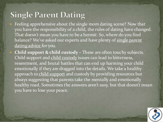 Why its a mistake to avoid dating Solo Moms.